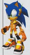 SA2 Outfit Sonic HUmar