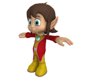 Sega Racing Model Alex Kidd