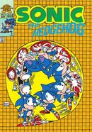 Archie Sonic the Hedgehog Issue 3 (miniserie)