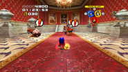 Sonic Heroes Mystic Mansion Super Hard 8