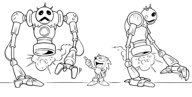 File:Sonic Saturn Concept Art Badnik.jpg