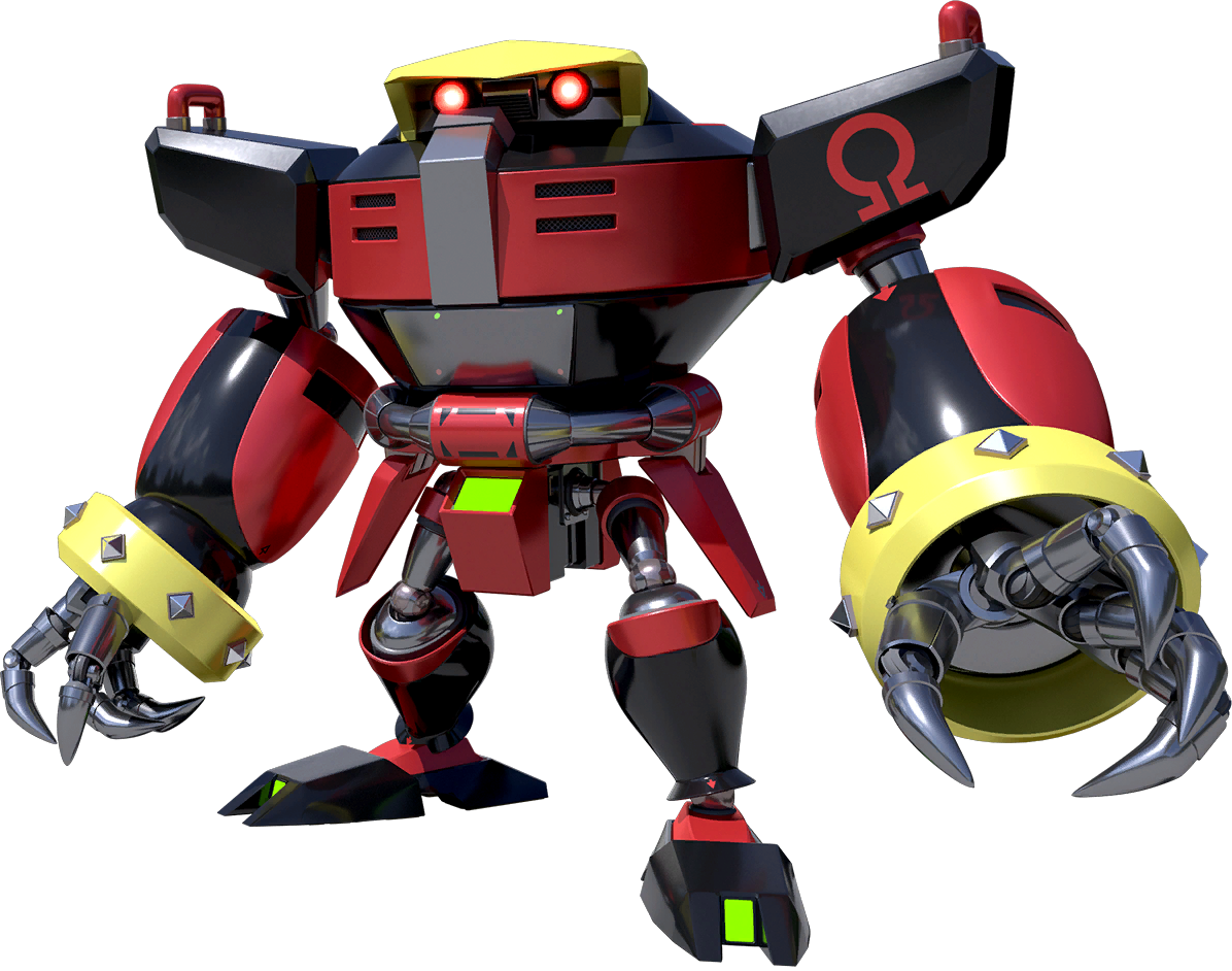 E-123 Omega | Sonic News Network | FANDOM powered by Wikia