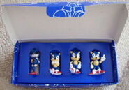Tomy Sega World set box inside