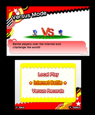 Versus Mode Generations