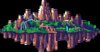 Angel Island Zone, Sonic the Hedgehog 3