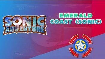 Emerald Coast (Sonic) - Sonic Adventure