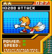 IQ200 Attack