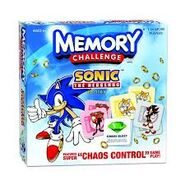 MEMORY CHALLENGE Sonic the Hedgehog Edition