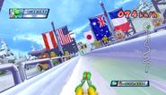Mario Sonic Olympic Winter Games Gameplay 095