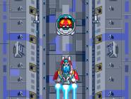 SegaSonic Cosmo Fighter 12