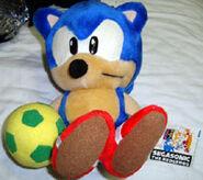 SegaSonic Sonic & Tails Sonic