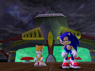 Sonic Adventure DC Cutscene 110