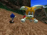 Sonic Adventure DC Sonic story finale 7