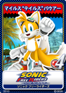 Sonic Free Riders karta 15