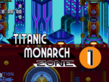 Titanic Monarch Zone