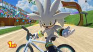 Mario & Sonic at the Rio 2016 Olympic Games - Silver BMX