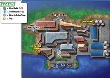 New City mapa