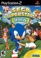 Sega superstar tennis (ps2)