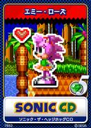 Sonic CD 13 Amy Rose
