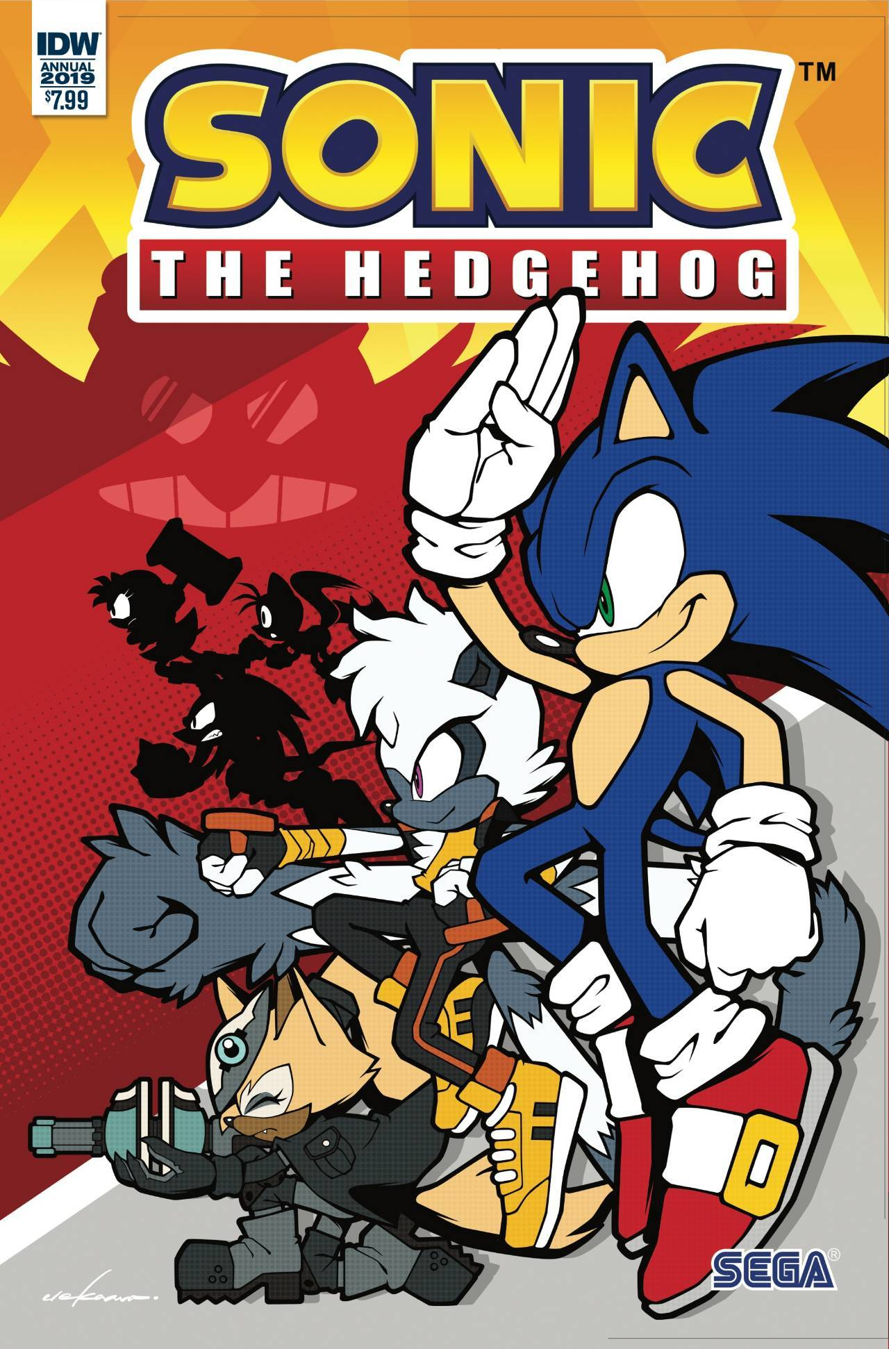 sonic the hedgehog - photo #5