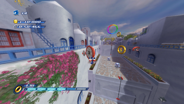 File:Windmill Isle - Day - Head for the goal ring 1 - Screenshot 7.png