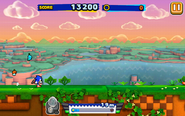 Windy Hill (Sonic Runners) - Screenshot 3