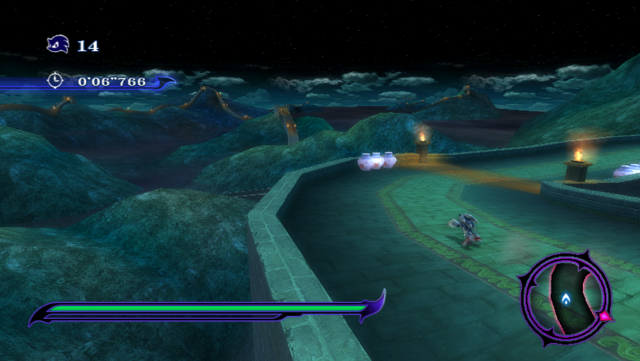 File:Dragon Road - Night - Path to Darkness - Screenshot 1.png