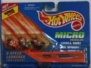 HotWheels MicroVehicles Sonic