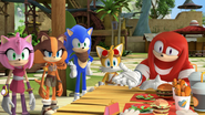 Knuckles and the gang 2