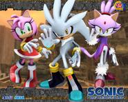 Sonic 06 tapeta 3