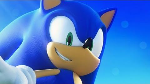 Sonic Lost Worlds Trailer Ingles