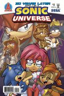 Sonic Universe Issue 5
