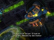 Blue Falcon 7