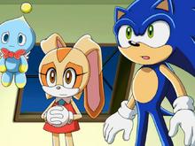 Cream i Sonic ep 25