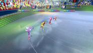 Mario Sonic Olympic Winter Games Gameplay 309