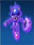 Metal Sonic Boom koncept 2