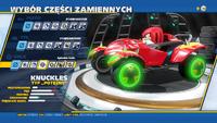Modyfikacje Spiralne kola