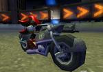 Motocykl GUN