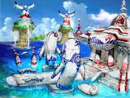 Ocean Palace koncept