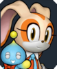 Sega Heroes Cream Icon