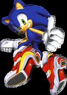 Sonic, Sonic A. battle 2