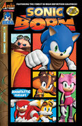 Sonic Boom -11 (variant)