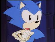Sonic OVA cute