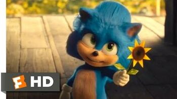 Sonic the Hedgehog (2020) - Young Sonic Scene (1 10) Movieclips