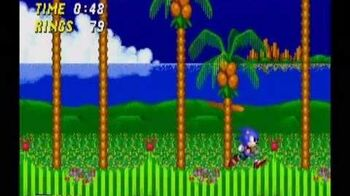 Sonic the Hedgehog 2- Emerald Hill Act 2