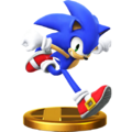 Trophy 610 - Sonic the Hedgehog (SSB for Wii U)