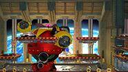 Classic Sonic vs. Death Egg.escena