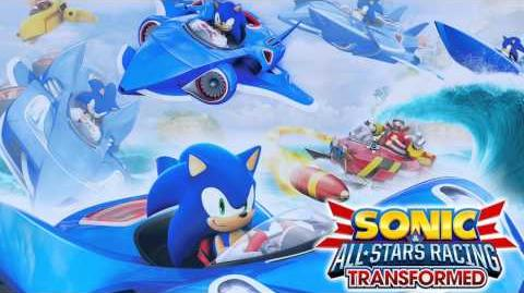 Graveyard Gig - Sonic & All-Stars Racing Transformed OST