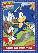 IDWTradingCards - Sonic