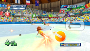 Mario Sonic Olympic Winter Games Gameplay 058
